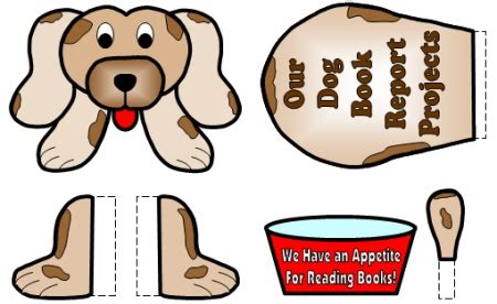 Book report dog song